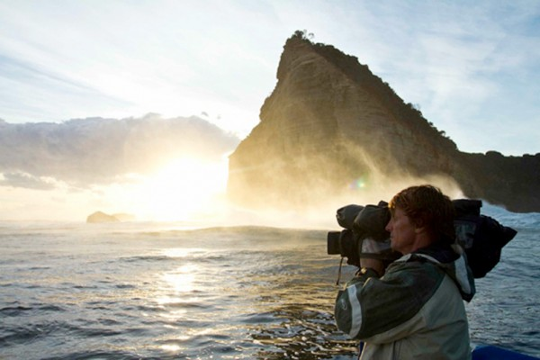 Tim Bonython - Surf film director and cinematographer