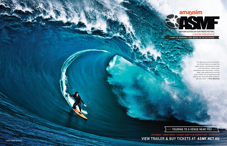 amaysim australian surf movie festival surfing visions